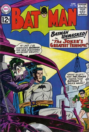 Cover for Batman #148 (1962)