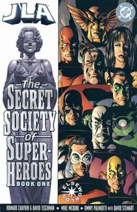 JLA Secret Society of Super-Heroes 1