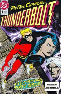 Peter Cannon Thunderbolt Vol 1 1