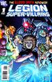 Legion of Super-Villains Vol 1 1