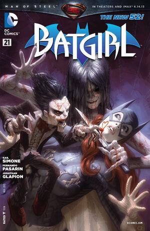 Batgirl #21