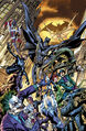 Batman Vol 2 33 Textless Batman 75th Anniversary Variant