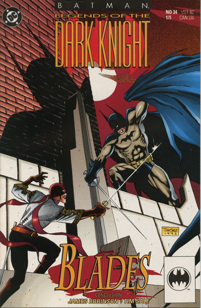 [Review] Batman : Collected Legends of the Dark Knight (1992-1993) Latest?cb=20090105161022