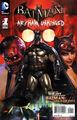 Batman Arkham Unhinged Vol 1 1