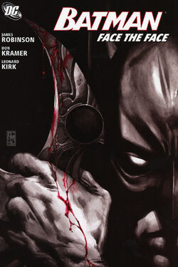 Cover for the Batman: Face the Face Trade Paperback