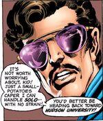 Batman is Matches Malone