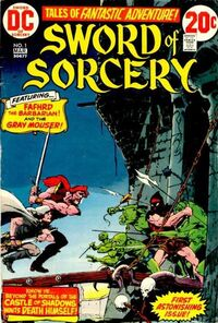 Sword of Sorcery Vol 1 1