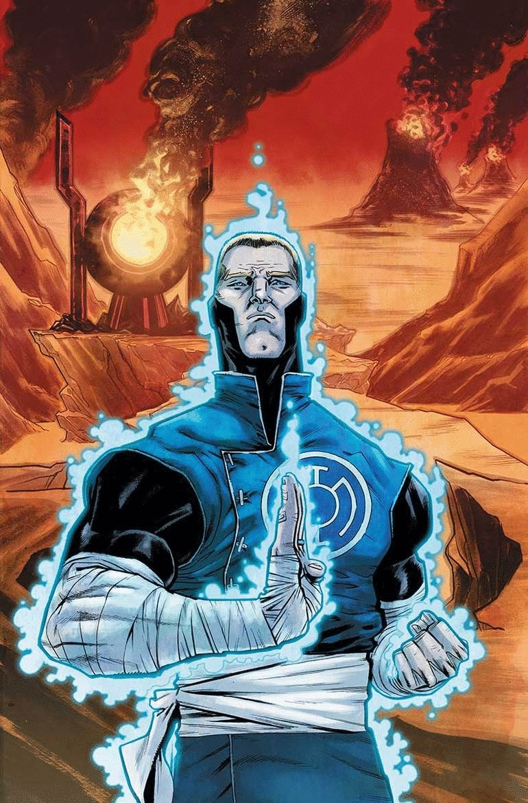 Guy Gardner Futures End Dc Database Fandom Powered
