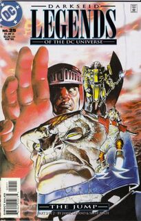 Legends of the DC Universe Vol 1 25