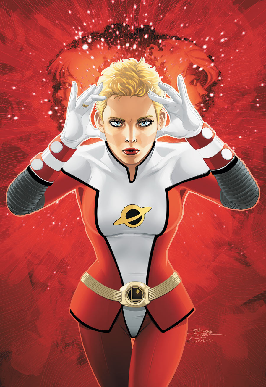Image result for Saturn Girl