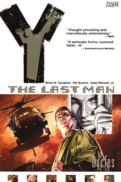 Cover for the Y: The Last Man: Cycles Trade Paperback