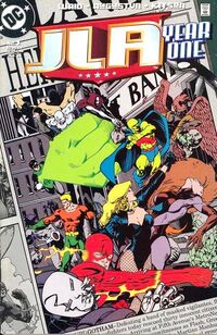 JLA Year One 1
