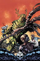 Swamp Thing Vol 5 8 Textless