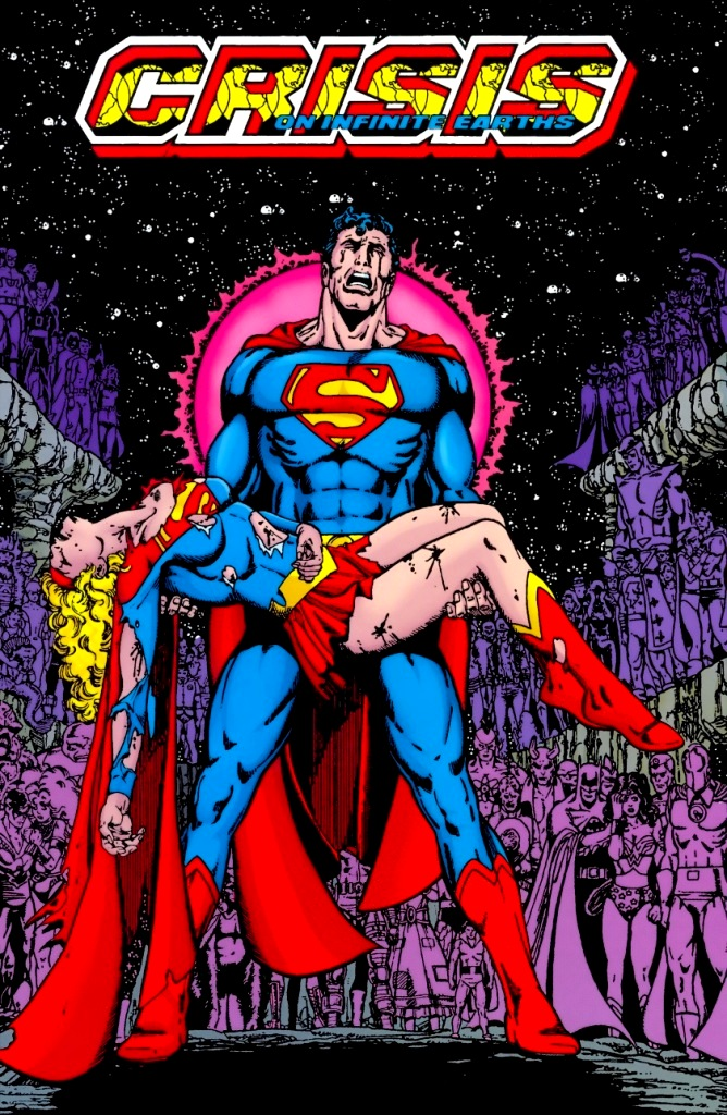 The Crisis on Infinite Earths is a major part of the DC Multiverse