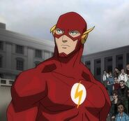 Flash War 001