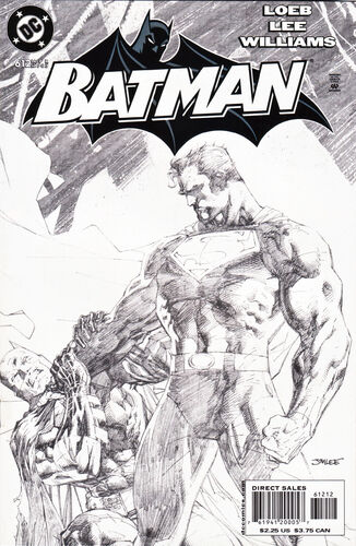 2nd Printing Sketch Cover