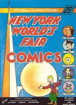 New York World's Fair 1