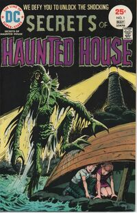Secrets of Haunted House Vol 1 1