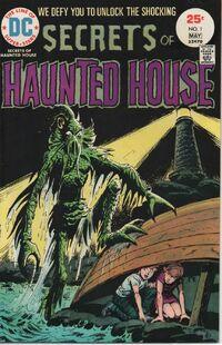 Secrets of Haunted House Vol 1 1
