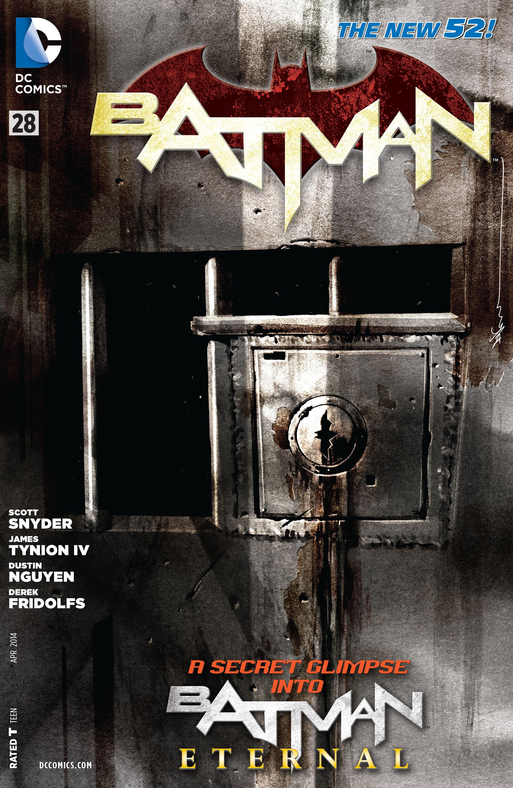 Resultado de imagem para BATMAN # 28