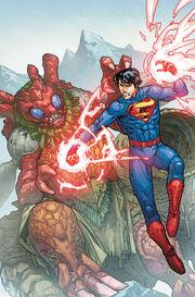Superboy Vol 6 17 Textless