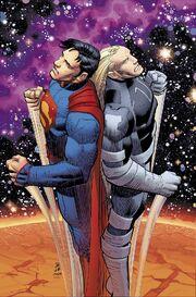 Superman Vol 3 35 Textless Romita, Jr. Variant