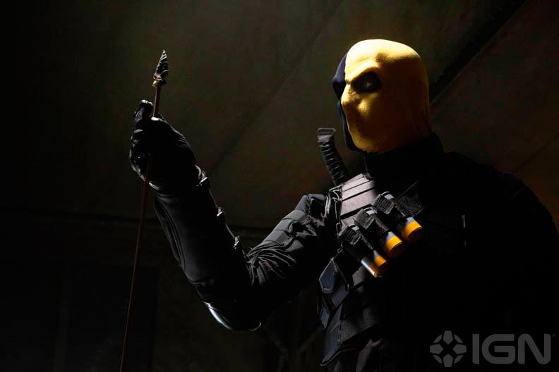 Deathstroke Arrow TV Series 001