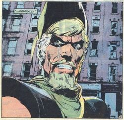 Green Arrow Crying 01
