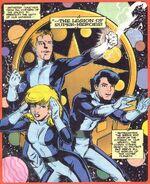 Legion of Super-Heroes II 08