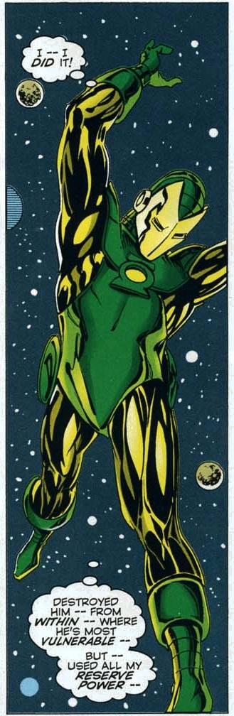 Human Lantern