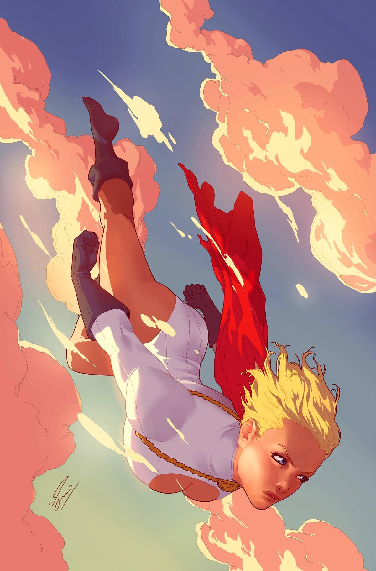 Znalezione obrazy dla zapytania power girl dc comics