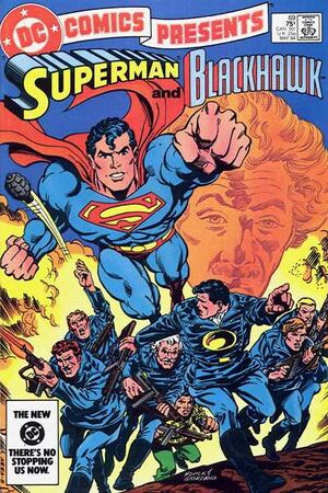 Cover for DC Comics Presents #69 (1984)