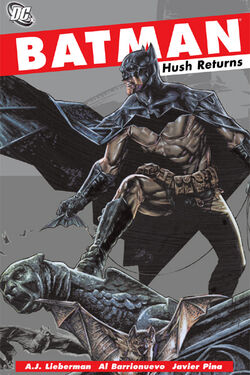 Cover for the Batman: Hush Returns Trade Paperback