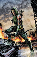 Green Arrow Vol 5 17 Textless