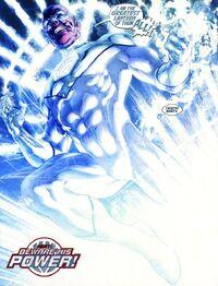 Sinestro Entity 001