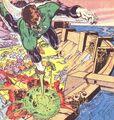 Green Lantern terrorist