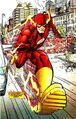 Flash Wally West 0066