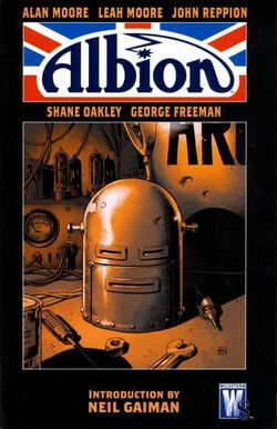 Cover for the Albion Trade Paperback