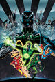 Blackest Night Vol 1 1b (Virgin)