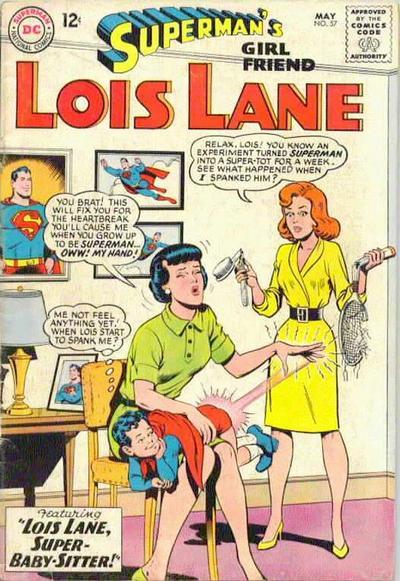 supermans girlfriend lois lane vol 1 57 dc database