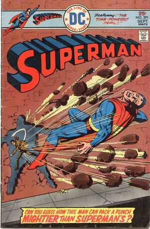 Cover for Superman #291 (1975)