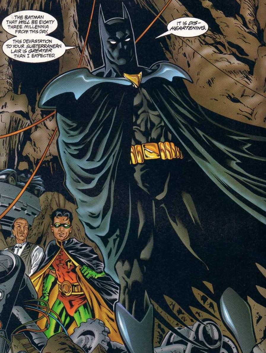 Batman One Million 01
