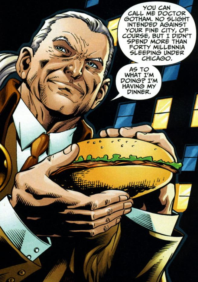 Doctor Gotham 01
