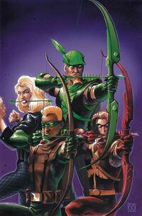 Green Arrow Vol 3 21 Textless