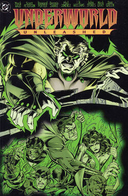Cover for the Underworld Unleashed Trade Paperback