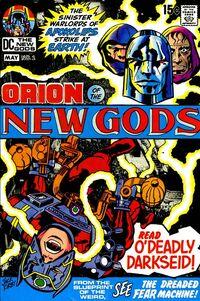 New Gods v.1 2
