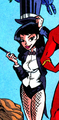 Zatanna Teen Titans