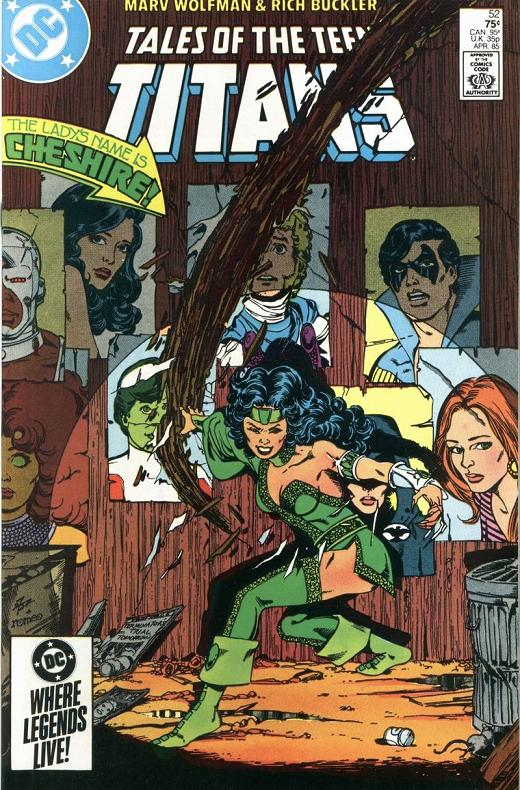 Are mistaken. Tales of the teen titans that interfere