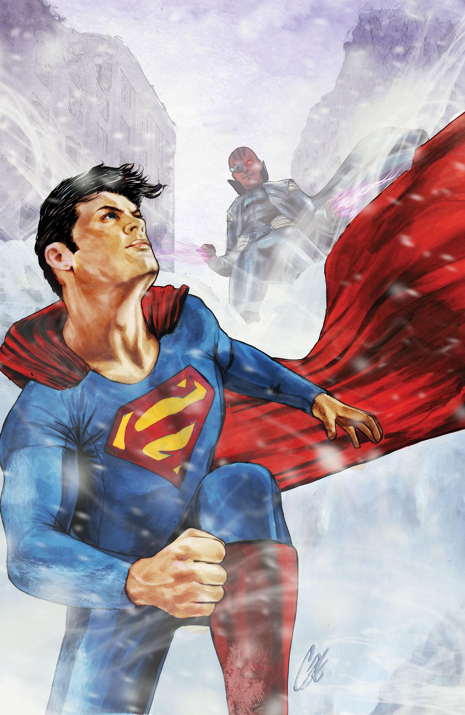 Smallville Season 11 Superman Smallville Season 11 Alien 3