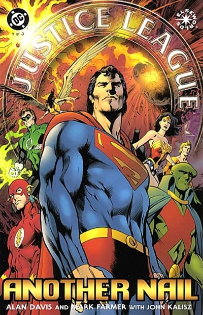 Justice League: Another Nail Vol 1 1   DC Database ...